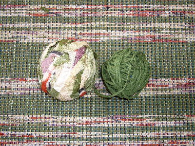 緑裂き織り3