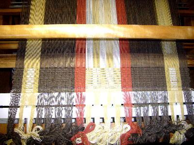畝織りランナー2