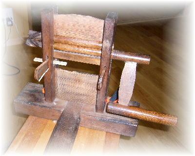 綿繰り機1
