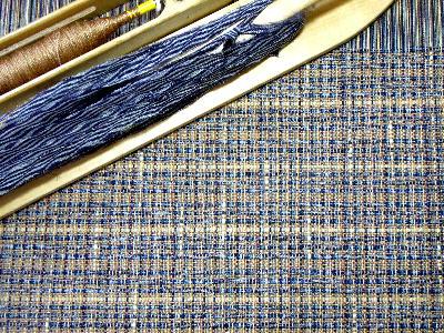 裂き織り布4