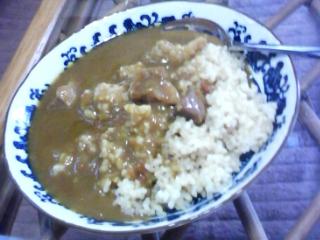 米粉カレー