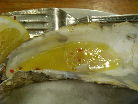 牡蠣スープ