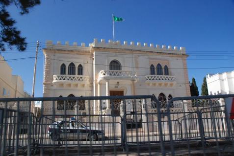 リビア大使館