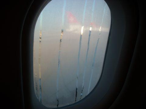 窓のくもり