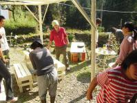 2012.10 picnic party-kokedama 024