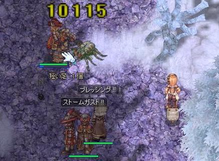 2011.8.8 くつわむし(゜Д゜)