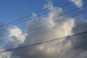 この雲は?