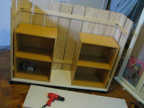 2段ボックスの使い道