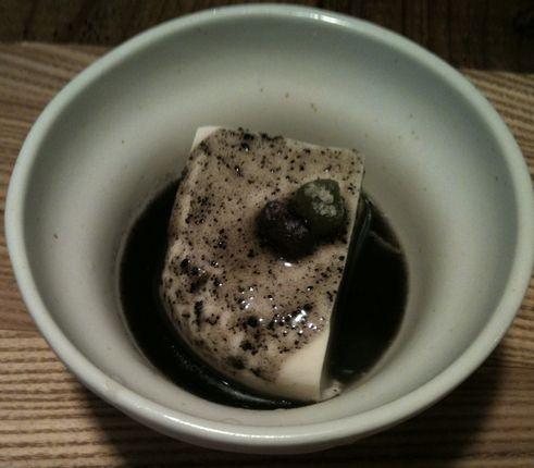ミルク豆腐