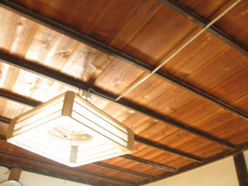 和室の天井もイイ