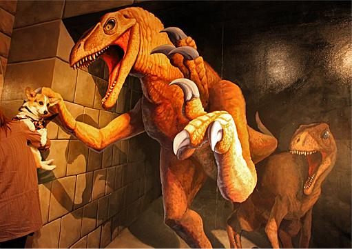 湯布院トリックアート迷宮館