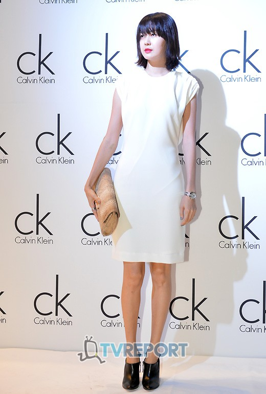 CalvinKleinオープンイベント2012
