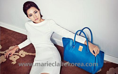 雑誌「marieclaire」2011