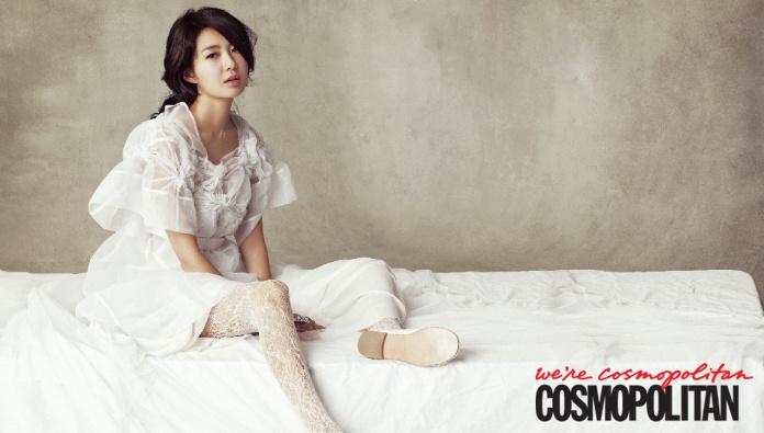 雑誌「COSMOPOLITAN」2011