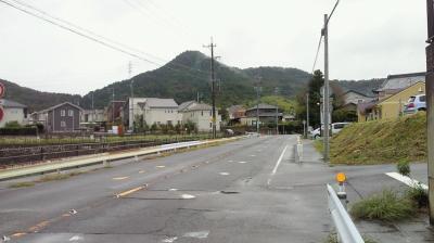 尾張富士遠景