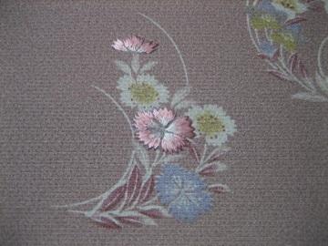 日本刺繍 花丸にあしらい9