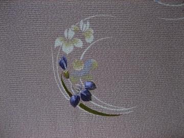日本刺繍 花丸にあしらい13