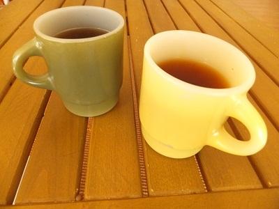 FK Cハンドルマグ お茶