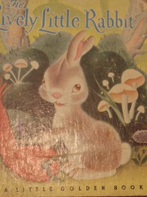 リトルゴールデンブック初版本たち1
