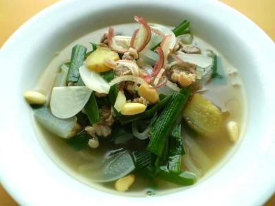 辛酸スープ1