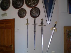 トレドの刀剣