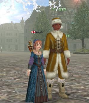 12月16日 時代の過客のドレス