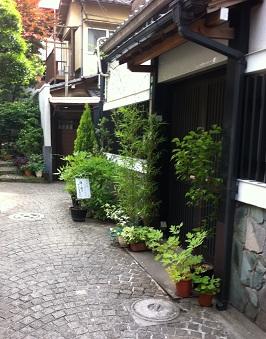 神楽坂4い