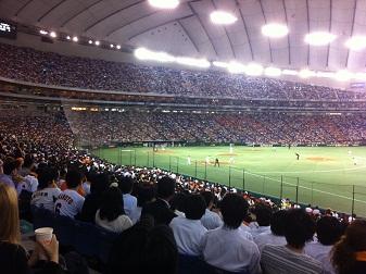 東京ドーム3
