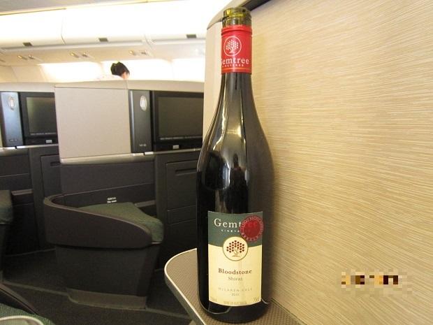 オーストラリア産赤ワイン