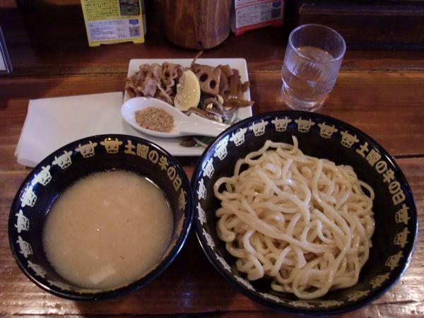 土曜の牛の日・つけ麺
