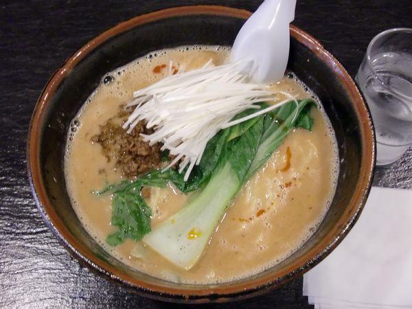 恵泉@御徒町・担々麺