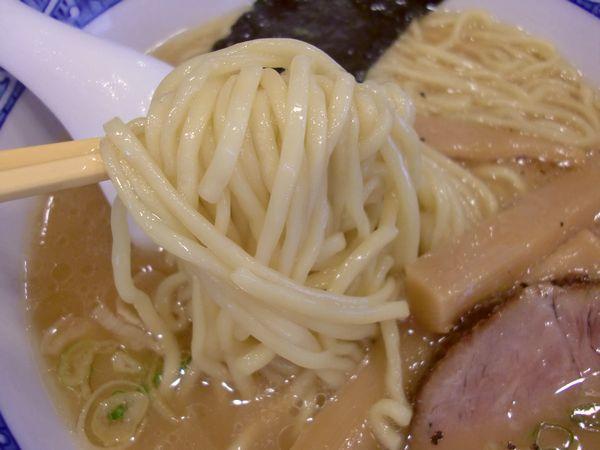 青葉@中野・麺上げ
