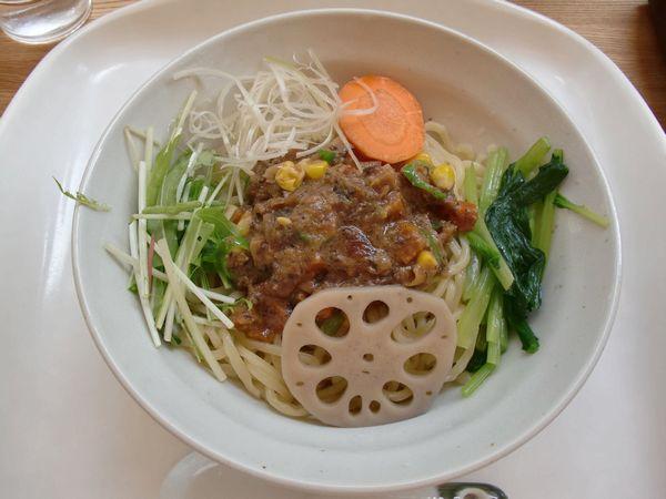 GEN Natural Kitchen@豊洲・玄醤麺
