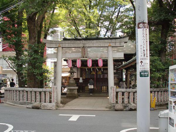 づゅる麺 豚あじ@恵比寿・恵比寿神社