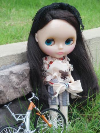 ノスタルジックと自転車