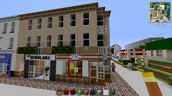 街づくりで3番目くらいに作った建物。