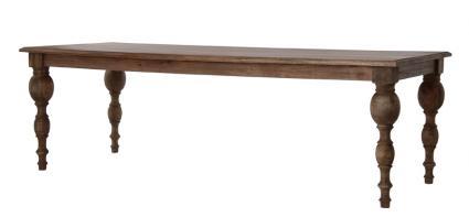 「アームダイニングテーブル」