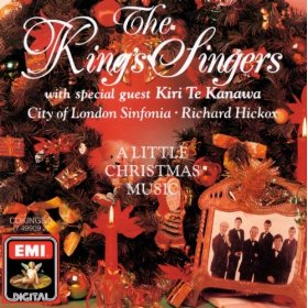 The King's Singers(Here We Come A Wassailing)