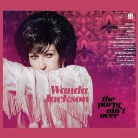 Wanda Jackson(Teach me Tonight )