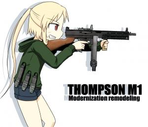 ジェシカ×変態トンプソン