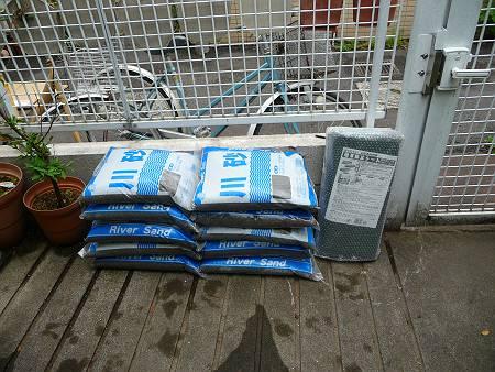 川砂10袋