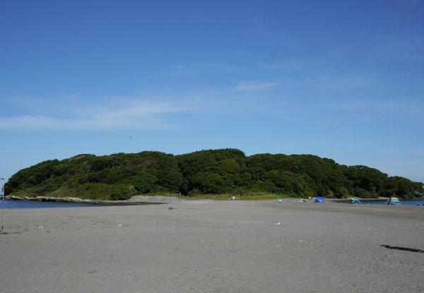 沖の島-1