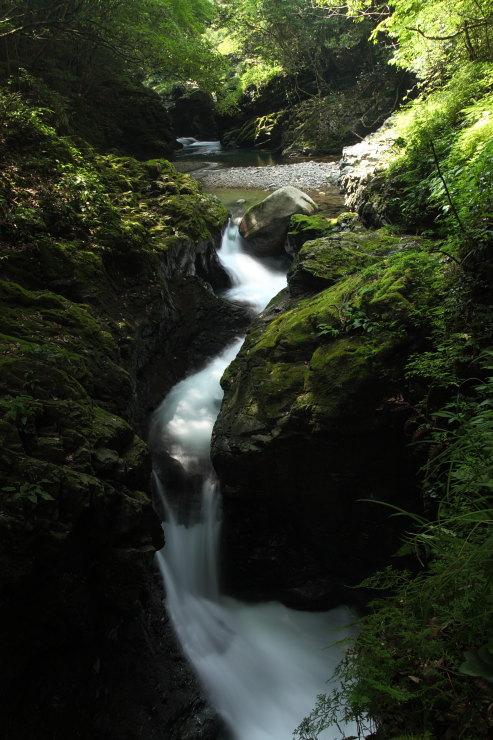 木谷峡の滝5
