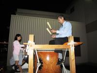 10.10.6 東田太鼓台の練習3