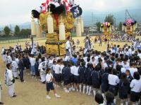 10.10.15 泉川中学校2