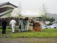 10.11.13 グループホームの地鎮祭2