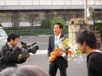 10.12.1 中村時広新知事登庁2