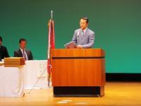 2011-09-29 英語スピーチコンテスト 稲見先生
