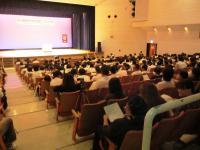 2011-09-29 英語スピーチコンテストの会場