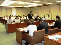 2011.10.20 連合愛媛、対県要望1